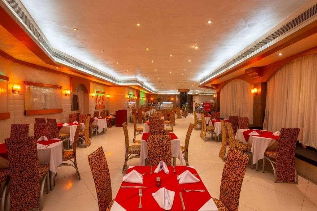 Main Restaurant Sphinx 3